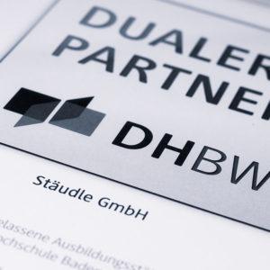 Urkunde DHBW